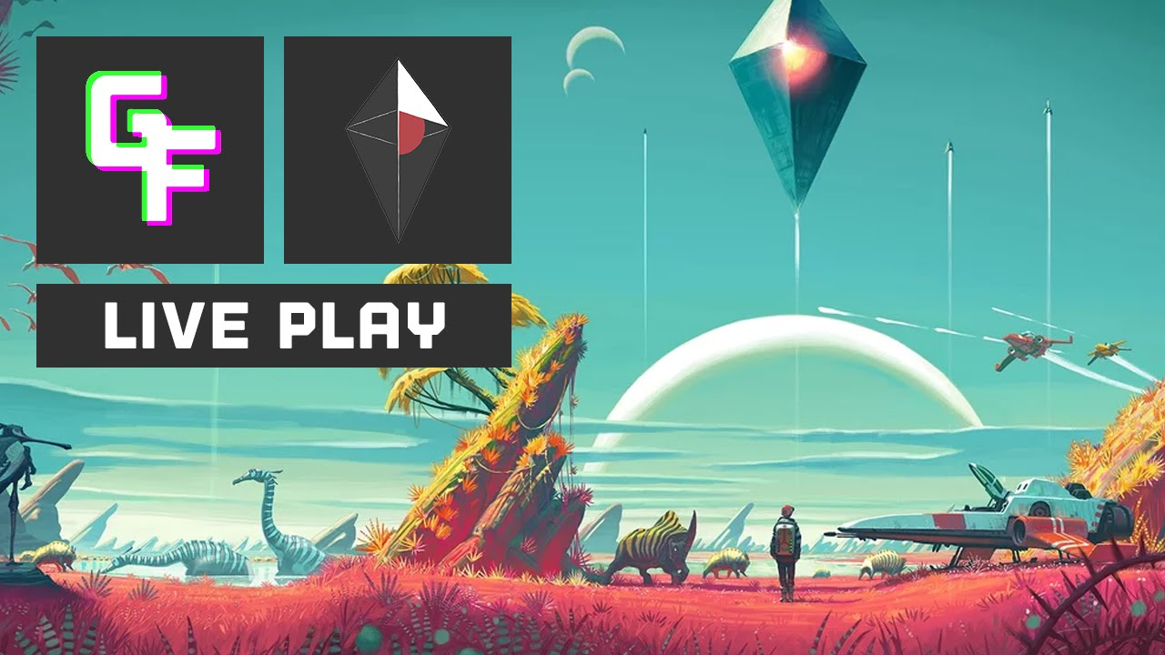 Download How Is No Man's Sky?! - Glitchfeed Live Play