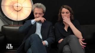"""S8EM30 - Adèle Haenel & Emmanuel Salinger : """"Comment une vie tient debout parce qu"""