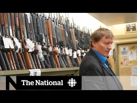 Does Gun Control Legislation Reduce Gun Violence? | Guns In Canada