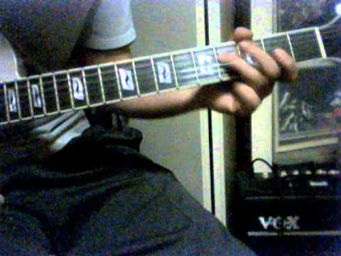 guitar chord demo Julian Cope - Metranil Vain
