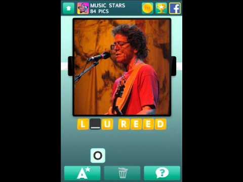 100 Pics Music Stars Level 8190 Answers