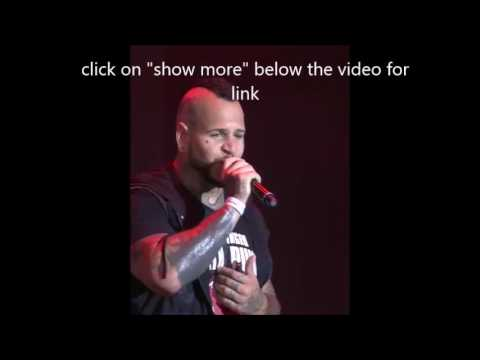FIVE FINGER DEATH PUNCH w/ vocalist Tommy Vext two tracks from Graspop 2017