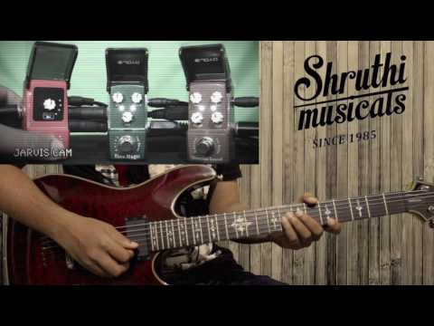 JOYO IRON MAN PEDALS | EMOTIONAL TRACK | SHRUTHI MUSICALS