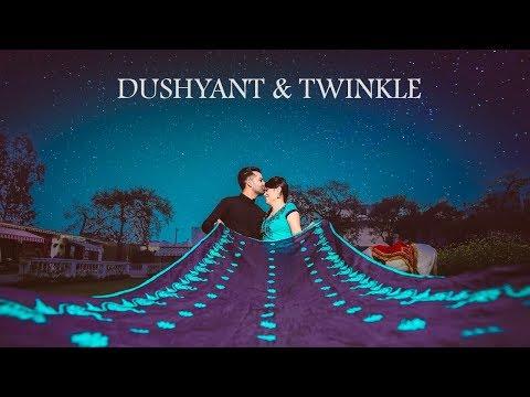 DUSHYANT & TWINKLE | BEST PRE WEDDING | CREATIVE FRAMEZ PHOTOGRAPHY | 2018