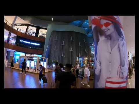 #The Dubai Mall #Burj Al Khalifa #Dubai Mall | #Dubais größte Mall #Dubai's largest #Mall Dubai
