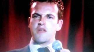 "Jonny Lee Miller singing ""Avenues and Alleyways"""