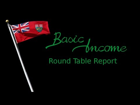 Basic Income Round Table Report