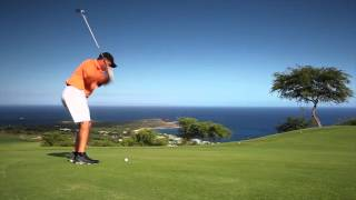 Manele Golf Course, Lana'i, Hawaii