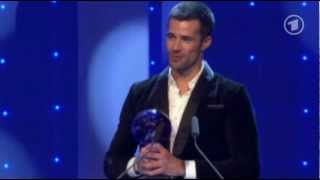 VL extra Jo Weil for the German Soap Award 2012