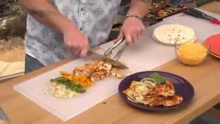 Grilled Southwest Chicken Quesadilla