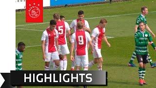Highlights Ajax O19 - Sparta Rotterdam O19