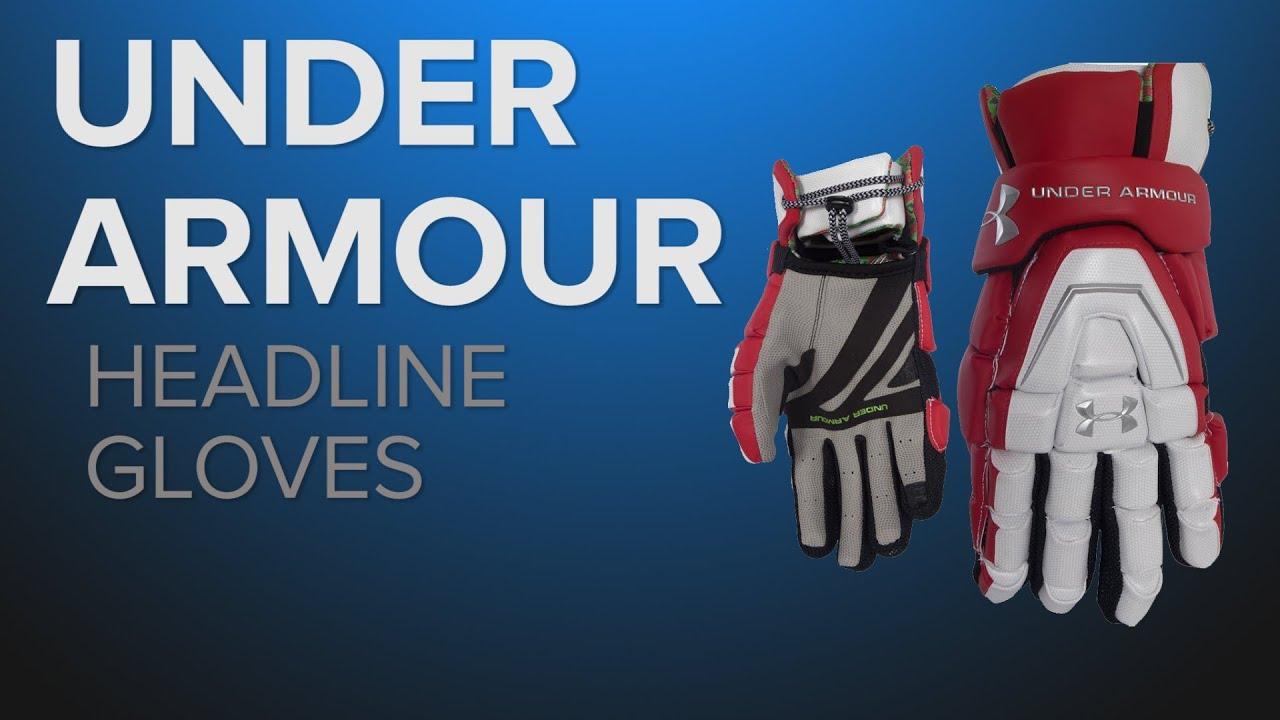 Under armour leather work gloves - Under Armour Headline Gloves