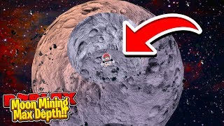 ROBLOX - GOING TO MAX DEPTH IN THE MOON MING SIMULATOR!!