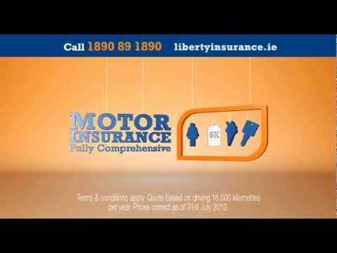 Liberty Insurance - €259 Car Insurance