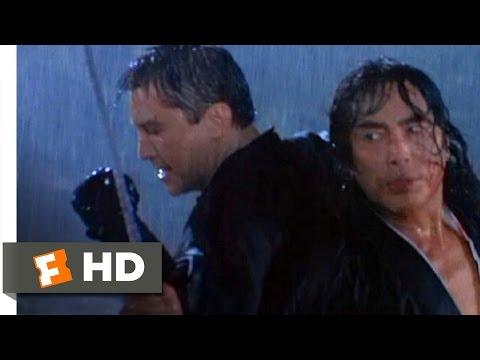 The Hunted (9/9) Movie CLIP - Showdown in the Rain (1995) HD