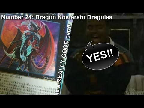 Number 24: Dragon Nosferatu Dragulas is.... REALLY GOOD!!