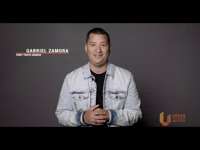 Releasing Student Leaders - Gabriel Zamora