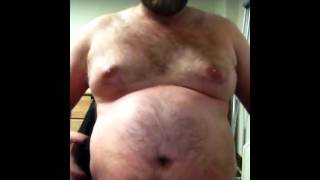 First Video: Beer belly Beginning