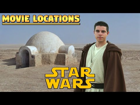 Movie Locations - Star Wars