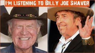 "Bob Dylan - I Feel A Change Comin' On - [""I'm listening to Billy Joe Shaver""]- Grand Prairie,TX 2009"