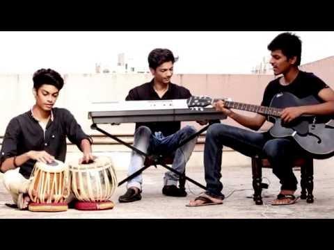 Sun Sathiya Instrumental cover|| CREW VOYA