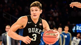 Grayson Allen: Career-High 32 Points vs. Georgetown