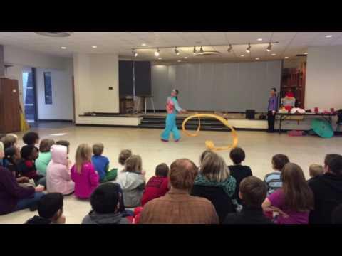 Atlanta Chinese Dance Company visits Hess Academy