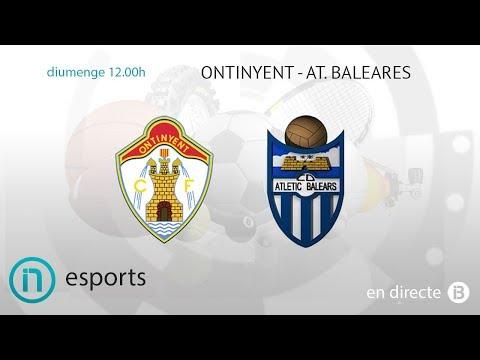 Esports IB3 // Ontinyent - At. Baleares