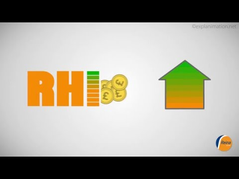 RHI Heat Pumps - Renewable Heat Incentive Explained - Reina Group