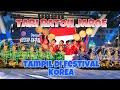 Tarian Aceh sampai ke KOREADAEGU COLORFUL FESTIVAL 2019