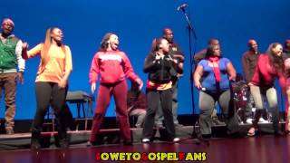 Soweto Gospel Choir - When Jesus Says Yes, Nobody Can Say No