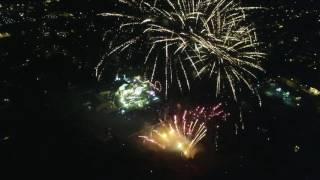 2016 Penn Valley Community Fair Fireworks - Telford Pennsylvania