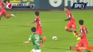 2015 K리그 챌린지 21R 강원FC vs 충주험멜 하이라이트