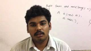 Praveen (Java&Oracle)