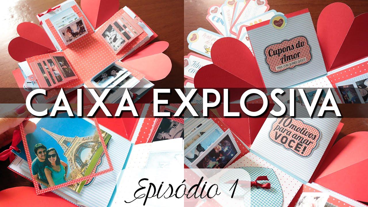 Série Super Caixa Explosiva Epi 1 Youtube