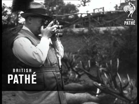 Goering At His Hunting Lodge (1938)