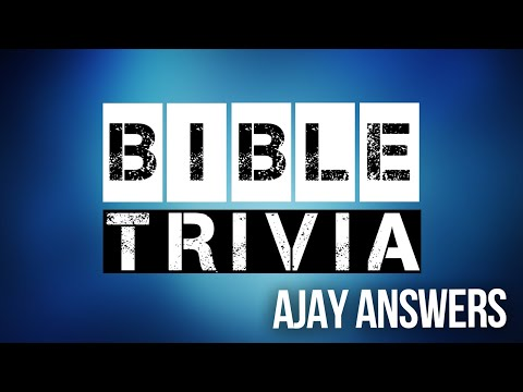 bible-trivia-game-show-|-ajay-answers-ep07