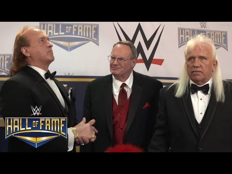 The Rock 'n' Roll Express Make A WrestleMania Prediction: WWE Hall Of Fame Exclusive, March 31, 2017