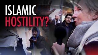 Katie Hopkins asks Toronto Muslims about Islam