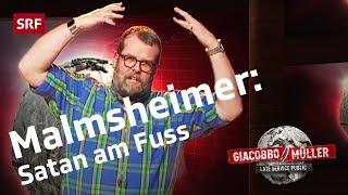 Jochen Malmsheimer bei Giacobbo / Müller