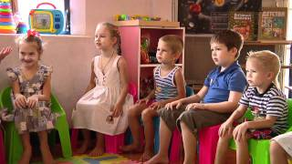 Развивающие занятия в детском саду