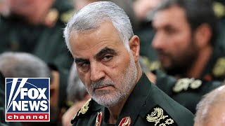 Graham:  Soleimani  was 'orchestrating chaos,' strike neutralized future attacks