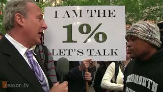 "🔴 Peter Schiff at Occupy Wall Street  ""I am the 1%. Let"