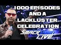 WWE Smackdown 1000 Oct 16 2018 Full Show Review Results LACKLUSTER CELEBRATION OF 1000 EPISODES mp3
