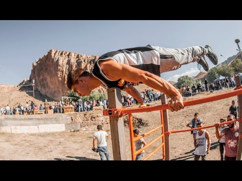 Areni Wine Fest (Street Workout Armenia)
