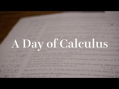 A Day of Calculus