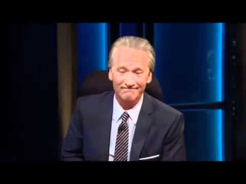 Real Time - Bill Maher Educates The Tea Party On The Founding Fathers.