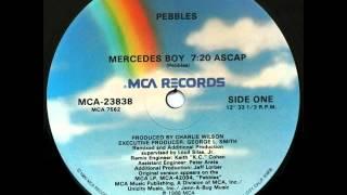 Pebbles Mercedes Boy (Bonus Beats)