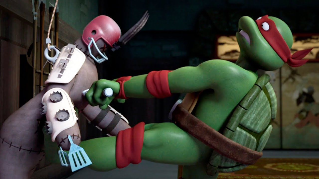 Download Training Time - Teenage Mutant Ninja Turtles Legends