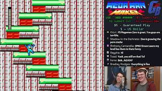 We Play Your MegaMAN Maker Levels LIVE! #24